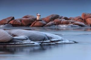 Stångholmen in Lysekil, Sweden Image credits: Henrik Aleborg