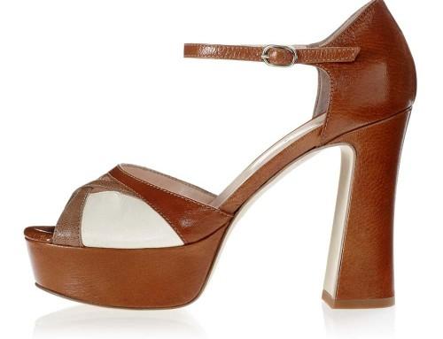 Bagatt Platform Sandals