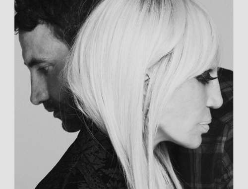 Donatella Versace is the new face of Givenchy