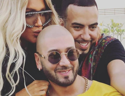 French Montana, Maya Diab и Massari представили ремейк хита Nour El Ein