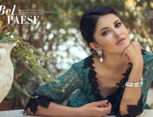 """Bel Paese"" Fashion Editorial"