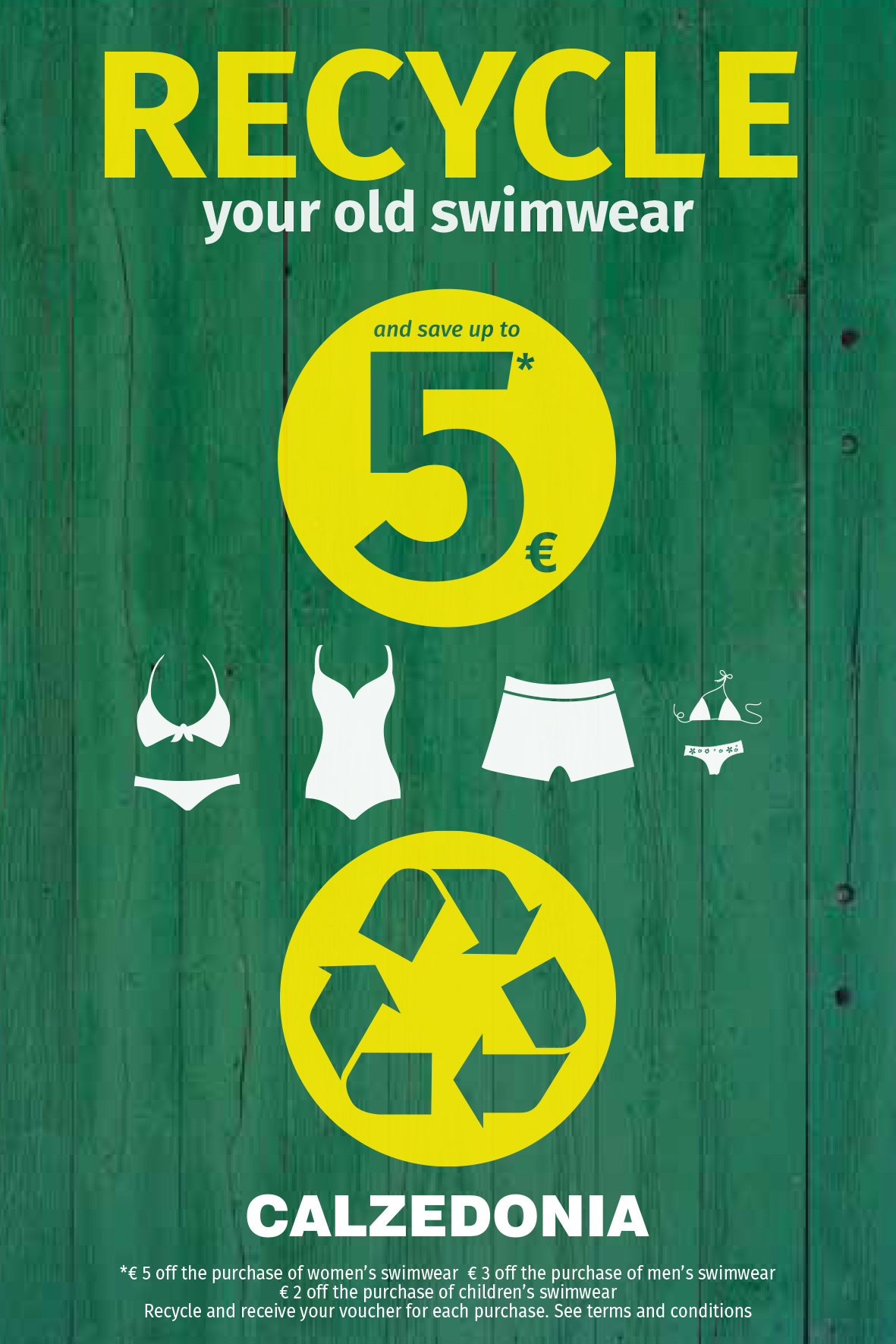 Recycle unwanted & old swimwear to get discount on your ...