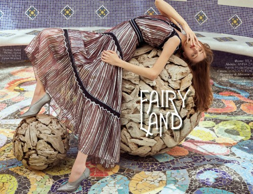 """FairyLand"" Fashion Editorial"