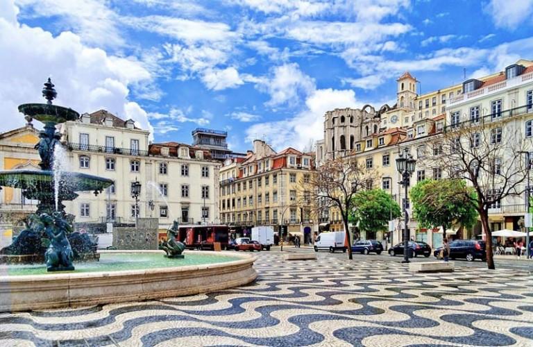 Недвижимость португалия испания