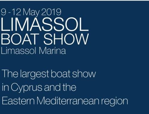 PETROLINA: Silver Sponsor at the Limassol Boat Show 2019