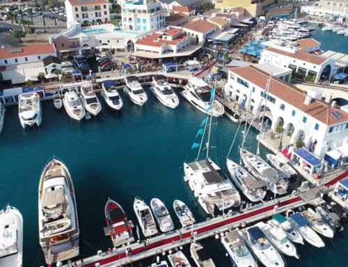 Press Conference: Limassol Boat Show 2019