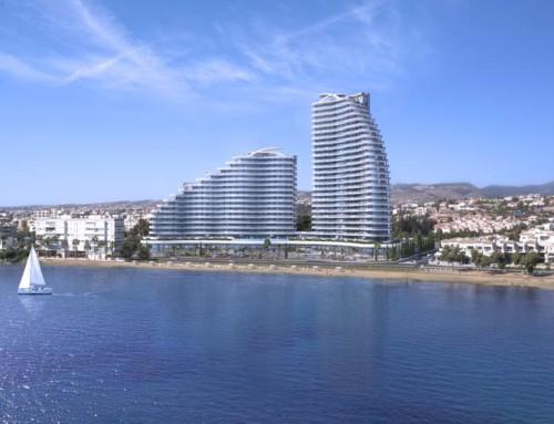 Limassol Del Mar растёт ввысь