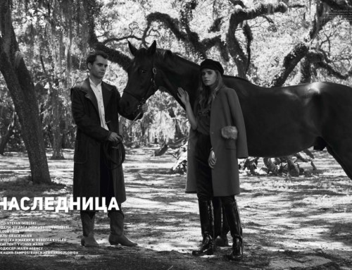 """The Heir"" Fashion Editorial"