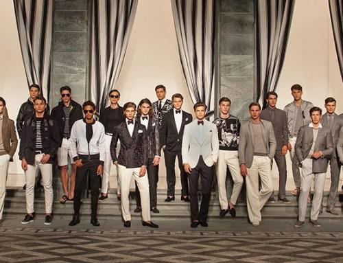 Ralph Lauren показал мужскую коллекцию сезона Весна / Лето 2017
