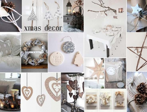 Xmas decor – Get inspired
