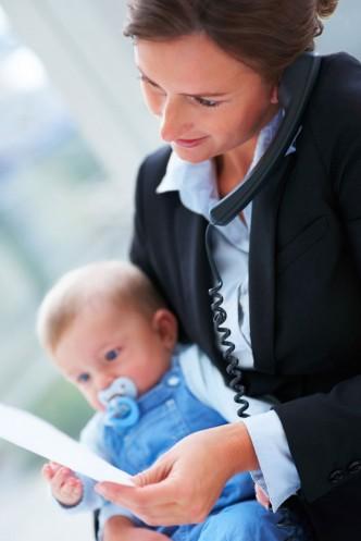 любом как совместить работу и грудного ребенка младше двух лет