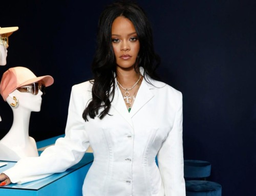 Rihanna launches her fashion brand Fenty in Paris