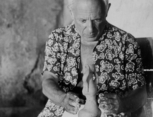 В Никосии открылась выставка глиняных работ Пикассо