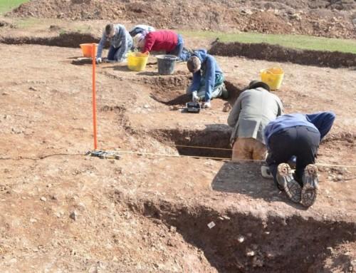 Гробница времен Римской Империи была найдена недалеко от Лимассола