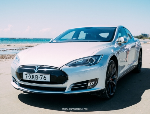 Nadiia Loversun: «Tesla на Кипре!»