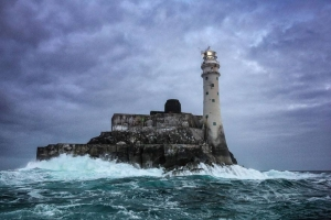 Lighthouse Of Fastnet Rock, Ireland Image credits: Fergal O'Callaghan