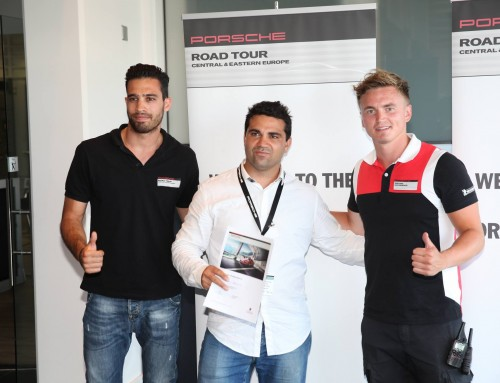 Porsche Road Tour Cyprus 2016