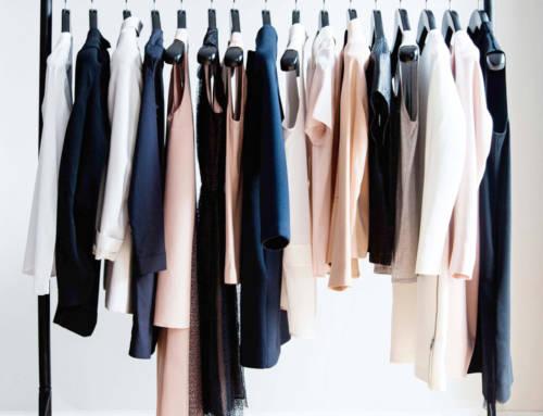 Как организовать шкаф, чтобы было что носить