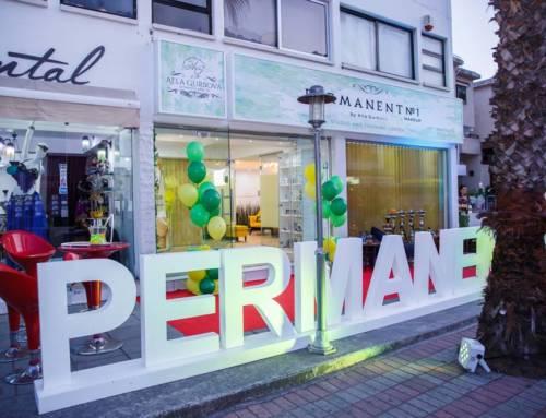 Открытие первой специализированной студии и тренинг центра перманентного макияжа Permanent#1