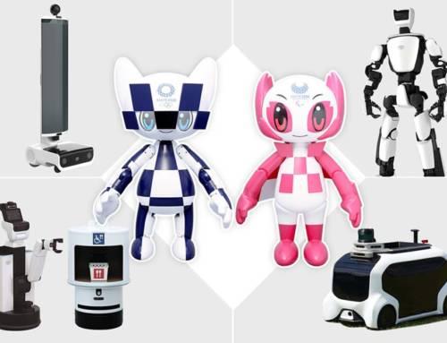 Роботы Toyota будут обслуживать Олимпийские игры— 2020 вТокио