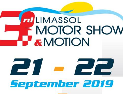 The 3rd Limassol Motor Show and Motion