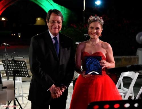Tatiana Stupak's two big concerts