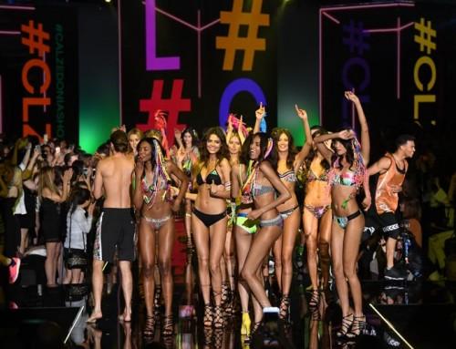 Calzedonia swimwear show