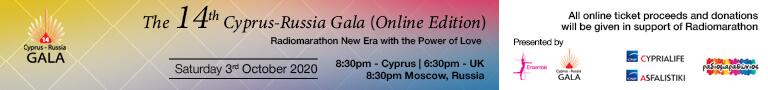 Cyprus Russian Gala 2020 Online