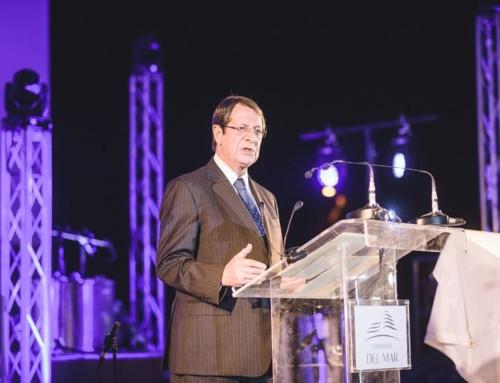Limassol Del Mar Inaugural Stone Event