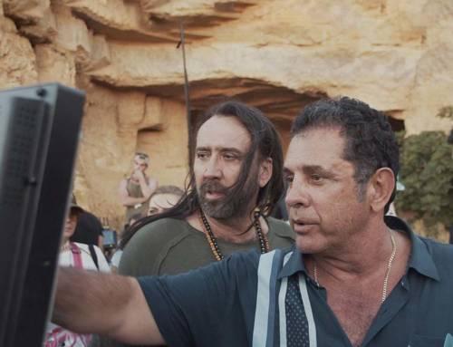 Деметрис Логотетис — продюсер ирежиссер «Jiu Jitsu»— о новой картине и киноиндустрии на Кипре
