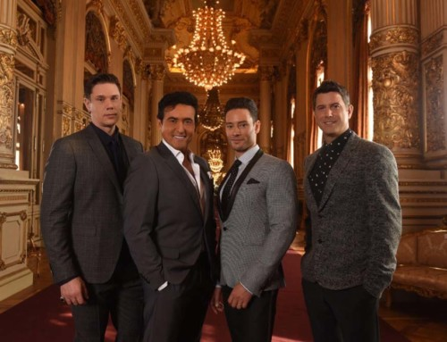 IL DIVO IN CYPRUS – The #1 pop opera group in the world!