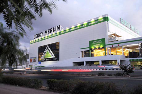 Leroy Merlin Moi Ostrov