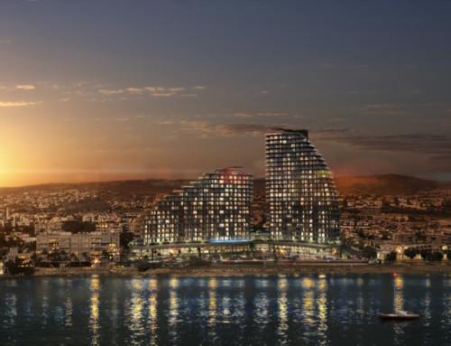 Limassol Del Mar: работы идут полным ходом