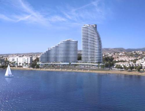Limassol Del Mar вошёл в десятку лучших в мире зарубежных объектов недвижимости