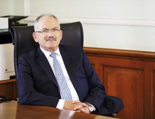 Nicos Nicolaides — интервью с мэром Лимассола