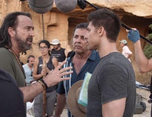 Несколько фактов о съемках фильма Николаса Кейджа на Кипре