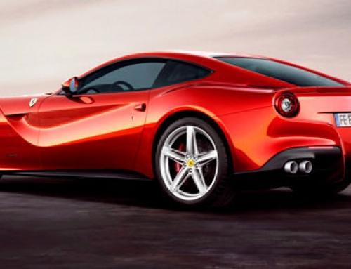 Ferrari F12berlinetta дороже, мощнее, быстрее! Выпуск Июнь 2012
