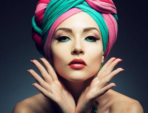 7 способов завязать платок