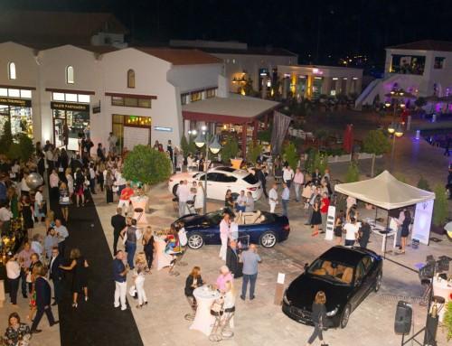 Впечатляющее тематическое мероприятие на курорте Лимассол Марина