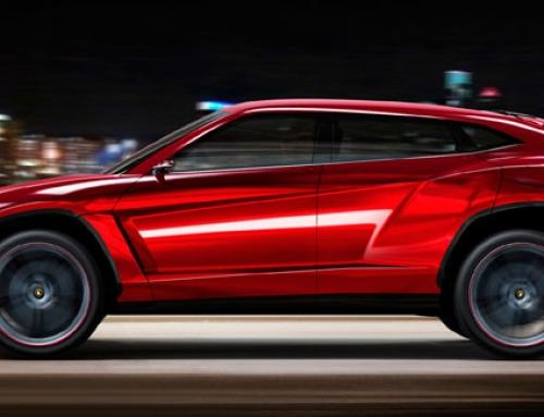 Lamborghini Urus брутальная итальянка с немецким акцентом Выпуск Июль 2012