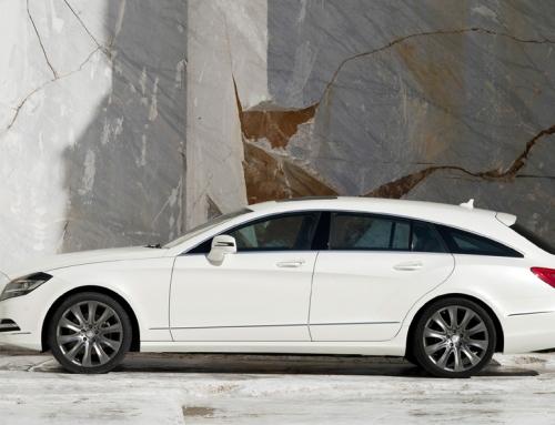 Mercedes CLS  Shooting Brake Выпуск Октябрь 2012