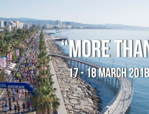 MYMALL supports 12th Limassol Marathon