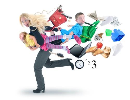 Сборы в школу — веселее и быстрее