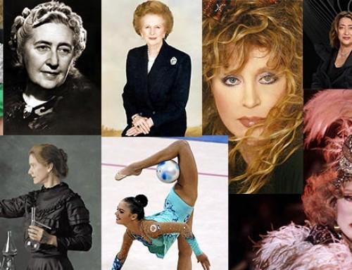 10 женщин, изменивших свое время