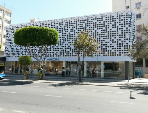 New Marc Cain store in Limassol